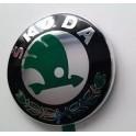 3U0853621BMEL эмблема логотип знак Шкода перед