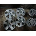 8U0601025E диски литые R 17 Шкода