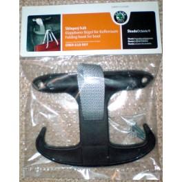 Крюк в багажник Skoda DMA610007