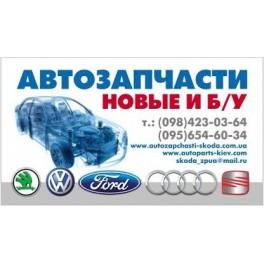 Автозапчасти Шкода VAG в Запорожье