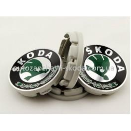 Колпачок колеса Skoda 1zd601151