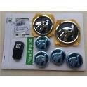 Колпачек в диск Шкода 5JA601151 нового образца