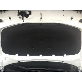 Шумоизоляция (звукоизоляция теплоизоляция утеплитель) капота 1Z0863831A Октавия А5